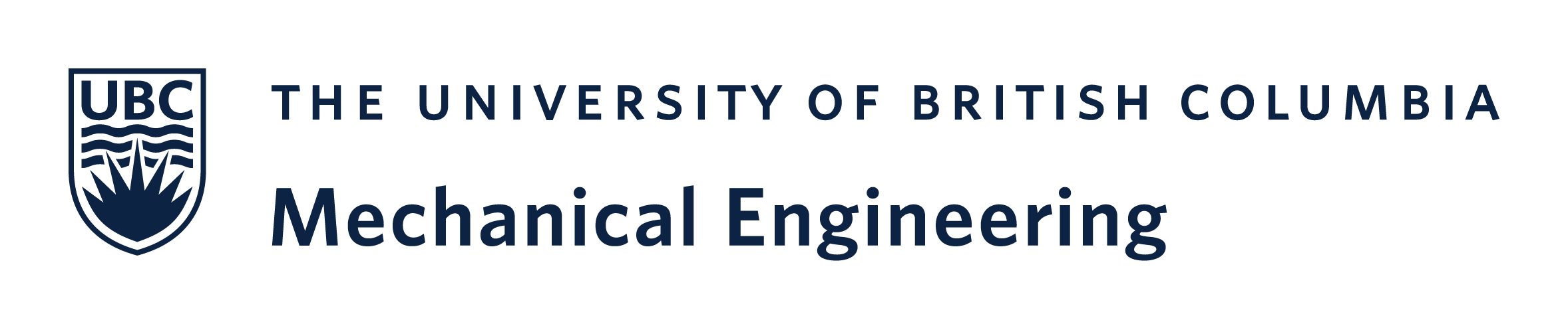 UBC Mechanical Engineering